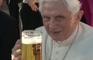 Ex-Papst Benedikt Nielsen-Studie Hier wird am meisten Bier getrunken