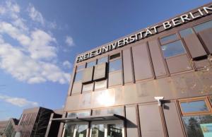 Polizei räumte Hörsaal an der Freien Universität