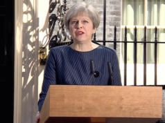 Theresa May Neuwahlen