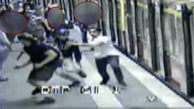 Wegen Zivilcourage auf S-Bahnhof zusammengeschlagen