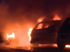 Auto von linker Aktivistin abgefackelt, Täter laut Tim Haverland Nazis