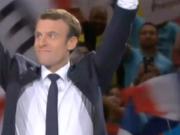 Emmanuel Macron ist neuer Präsident Frankreichs