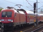 Nach Ansicht des ADAC würden viele Berliner zum Pendeln gern auf die Bahn umsteigen. (Screenshot: YouTube)