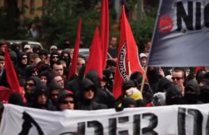 Nur weil man die Antifa nicht mag, ist man nicht gleich rechtsextrem, sagt der Unions-Fraktionsvize Michael Kretschmer. (Screenshot: YouTube)