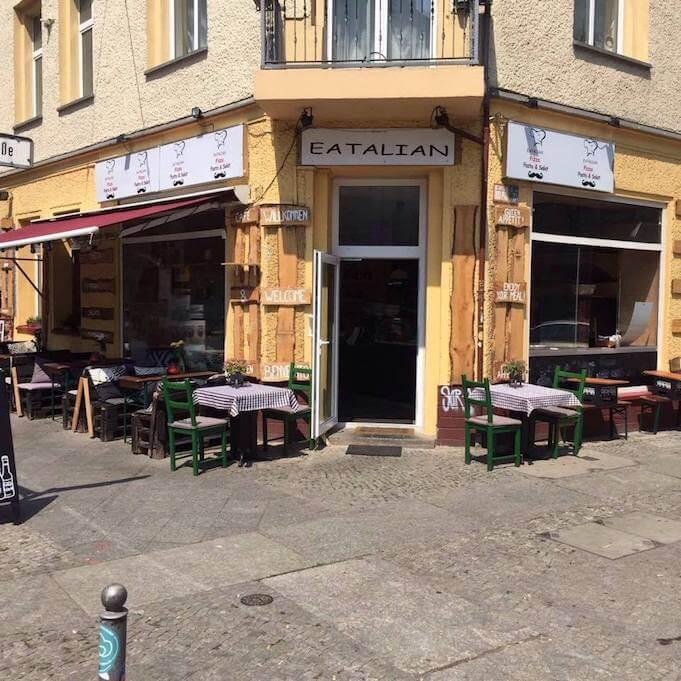 Auch das Restaurant Eatalien wäre von der neuen Verordnung betroffen. (Foto: Eatalian)