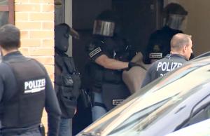 Die Berliner Polizei und Staatsanwaltschaft sind wegen der Terrorgefahr überlastet. (Screenshot: YouTube)