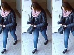 Diese Frau klaute einer 80-Jährigen das Portemonnaie mit Bankkarte. (Foto: Polizei Berlin)