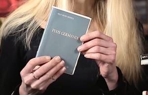 """""""Finis Germania"""" von Rolf Peter Sieferle hat es auf die NDR-Liste der """"Sachbücher des Monats"""" geschafft. (Screenshot: YouTube)"""
