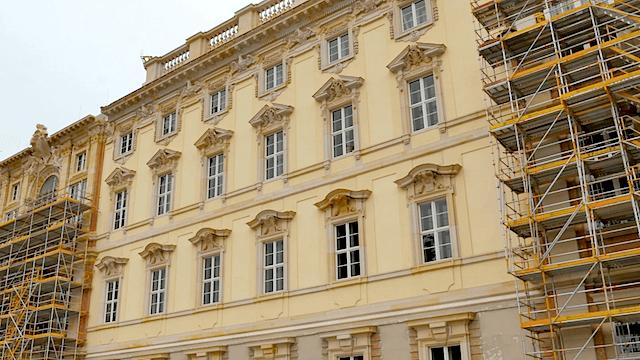 Offene Baustelle So Schön Ist Das Berliner Schloss Schon Jetzt