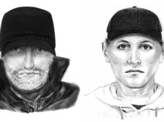 Diese Phantombilder sollen die zwei Räuber von Berlin-Weißensee überführen. (Bilder: Polizei Berlin)