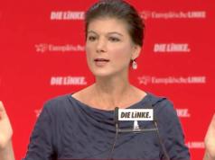 Sahra Wagenknecht gegen Raute und Zottelbart