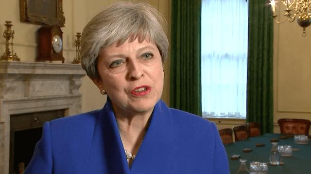 Theresa May erhält Duldung durch nordirische DUP