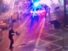 Video vom Terroranschlag in London aufgetaucht