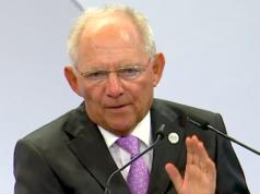Wolfgang Schäuble Griechenland erhält weitere 8,5 Milliarden Euro aus dem ESM