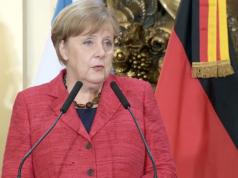 Im aktuellen Deutschlandtrend der ARD zeigen sich die Deutschen äußerst zufrieden mit der politischen Arbeit von Bundeskanzlerin Angela Merkel. (Screenshot: YouTube)