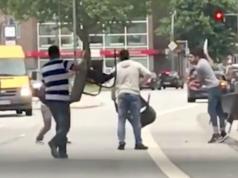 """""""Allahu Akbar"""" – Flüchtling mit Messer tötet in Edeka-Markt in Hamburg"""