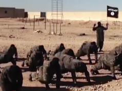 Interpol listet 173 frühere IS-Kämpfer auf, die in Europa Terroranschläge planen sollen. (Screenshot: YouTube)