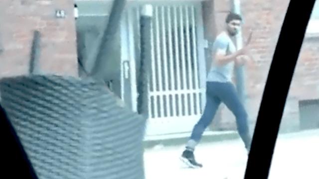 Die Behörden ermitteln nun die Motive des mutmaßlichen Edeka-Mörders Ahmed al H. (Screenshot: YouTube)