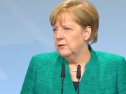 CDU und CSU sind in einer aktuellen Wahlumfrage so stark wie zuletzt im September 2015. (Screenshot: YouTube)