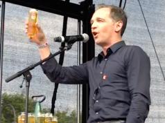 Heiko Maas ist der Schirmhehr des diesjährigen Cologne Pride. (Screenshot: YouTube)
