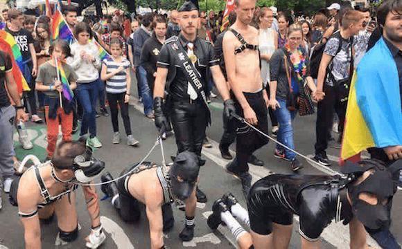 Die Evangelische Kirche will sich beim CSD in Berlin ganz auf die Homo-Ehe konzentrieren. (Foto: Facebook)