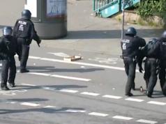 Fast jeder dritte verletzte Polizist beim G20-Gipfel ist ein Berliner