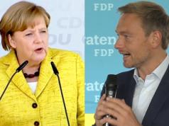 Die neue Forsa-Wahlumfrage zeigt eine Mehrheit für Schwarz-Gelb. (Screenshots: YouTube)