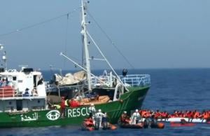 Die Maßnahme richtet sich ausdrücklich gegen NGOs. Libyen sperrt seine Küste für ausländische Schiffe. (Screenshot: YouTube)