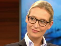 """Der LSVD warnt davor, sich durch die lesbische AfD-Spitzenkandidatin Alice Weidel täuschen zu lassen. Sie verfolge eine """"zutiefst homophobe Politik"""". (Screenshot: YouTube)"""