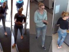 Die Ermittler suchen eine mutmaßliche Online-Betrügerin. (Fotos: Polizei Berlin)