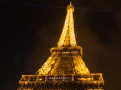 Am Eiffelturm wurde ein Terrorverdächtiger festgenommen.
