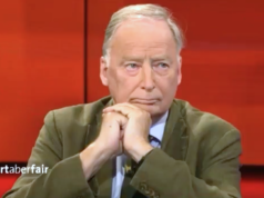 Ex-Bundesrichter Thomas Fischer hat Alexander Gauland wegen Volksverhetzung angezeigt. (Screenshot: YouTube)