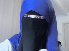 Der Bundesrat hat das Autofahren mit Burka und Nikab verboten, damit die Blitzer eine Chance haben. (Screenshot: YouTube)