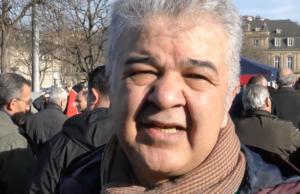 """Gökay Sofuoglu fordert eine Migrantenquote """"zur Gestaltung unseres Landes als Einwanderungsgesellschaft"""". (Screenshot: YouTube)"""