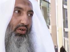 Imam Abu Adam lebte hierzulande in Leipzig. (Screenshot: ZDF)