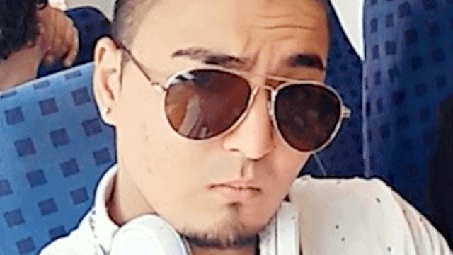 Hussein Khavari, der mutmaßliche Mörder der Studentin Maria Ladenburger (19) berichtet vor Gericht von seinem schwierigen Leben. (Foto: Facebook)