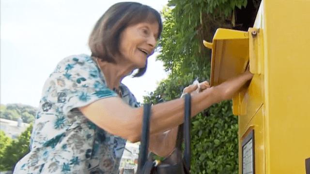 Jeder vierte Berliner macht Briefwahl zur Bundestagswahl. (Screenshot: YouTube)