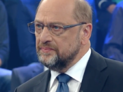Einen Kanzler Martin Schulz wird es laut Umfragen bei dieser Wahl nicht geben. (Screenshot: YouTube)