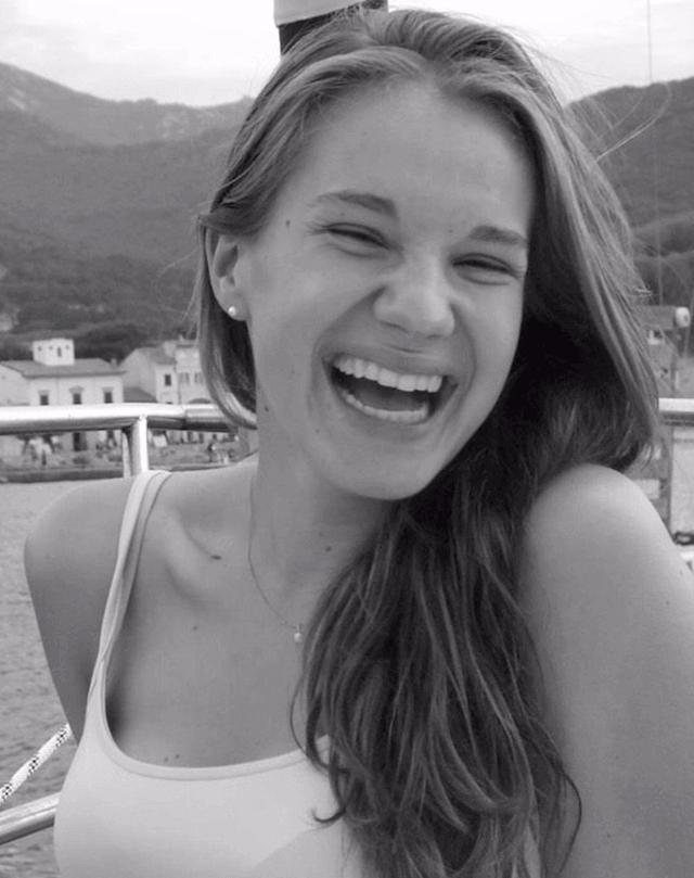Maria Ladenburger (19) war zum Studieren nach Freiburg gekommen. (Foto: Facebook)