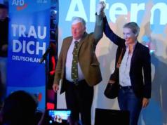 Merkels Werbeagentur Jung von Matt kann den AfD-Erfolg offenbar noch immer nicht fassen. (Screenshot: YouTube)