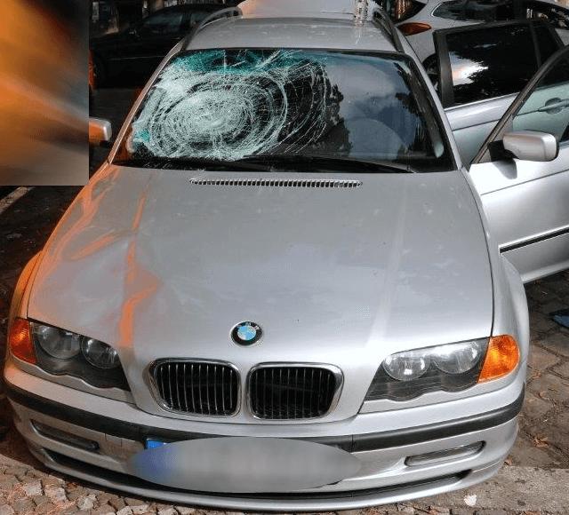 Die Ermittler suchen weitere Zeugen für einen Mordversuch mit BMW in Kreuzberg. (Foto: Polizei Berlin)