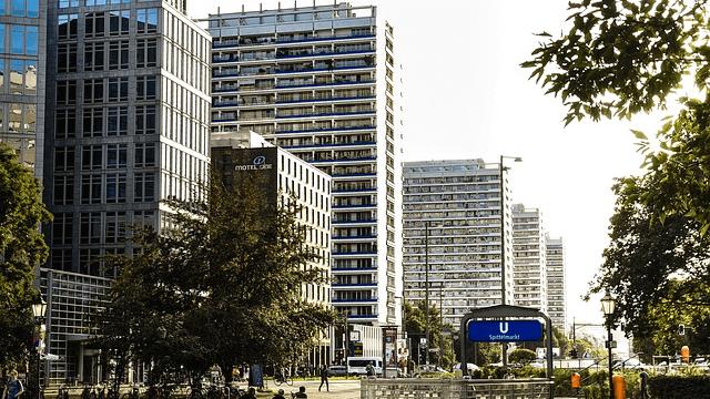 Laut einer Studie hat Berlin nicht genug Platz zum Bau von ausreichend Wohnungen.