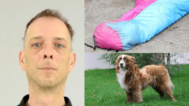 Wer hat den obdachlosen Klaus Jüterbock ermordet? (Fotos: Polizei Berlin)