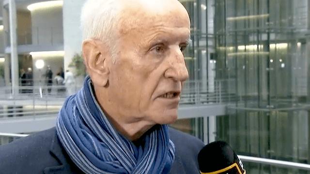 Weil Albrecht Glaser den Islam kritisiert hatte, verweigerten ihm die Altparteien die Wahl zum stellvertretenden Bundestagspräsidenten. (Screenshot: YouTube)