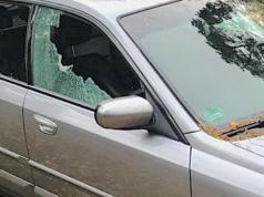 AfD-Politiker Georg Pazderski will sich durch den Anschlag auf sein Haus und sein Auto nicht einschüchtern lassen. (Foto: Twitter)