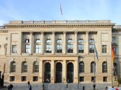 Berlins Abgeordnetenhaus ist nach Ansicht der Parlamentarier zu klein für sechs Parteien. (CC-BY-SA 4.0)