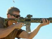 Die Berliner Polizei erhält ein neues Gewehr: die SIG Sauer MCX. (Screenshot: YouTube)