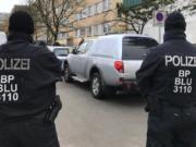 Ein SEK hat in Schwerin einen Syrer festgenommen, der einen Sprengstoffanschlag plante.