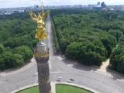 """Nach Ansicht von Stephan von Dassel ist der Tiergarten """"völlig außer Kontrolle"""" geraten. (Screenshot: YouTube)"""