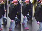 """Dieser Mann war Teil eines Trios, das eine """"Transperson"""" schlug und trat. (Fotos: Polizei Berlin)"""